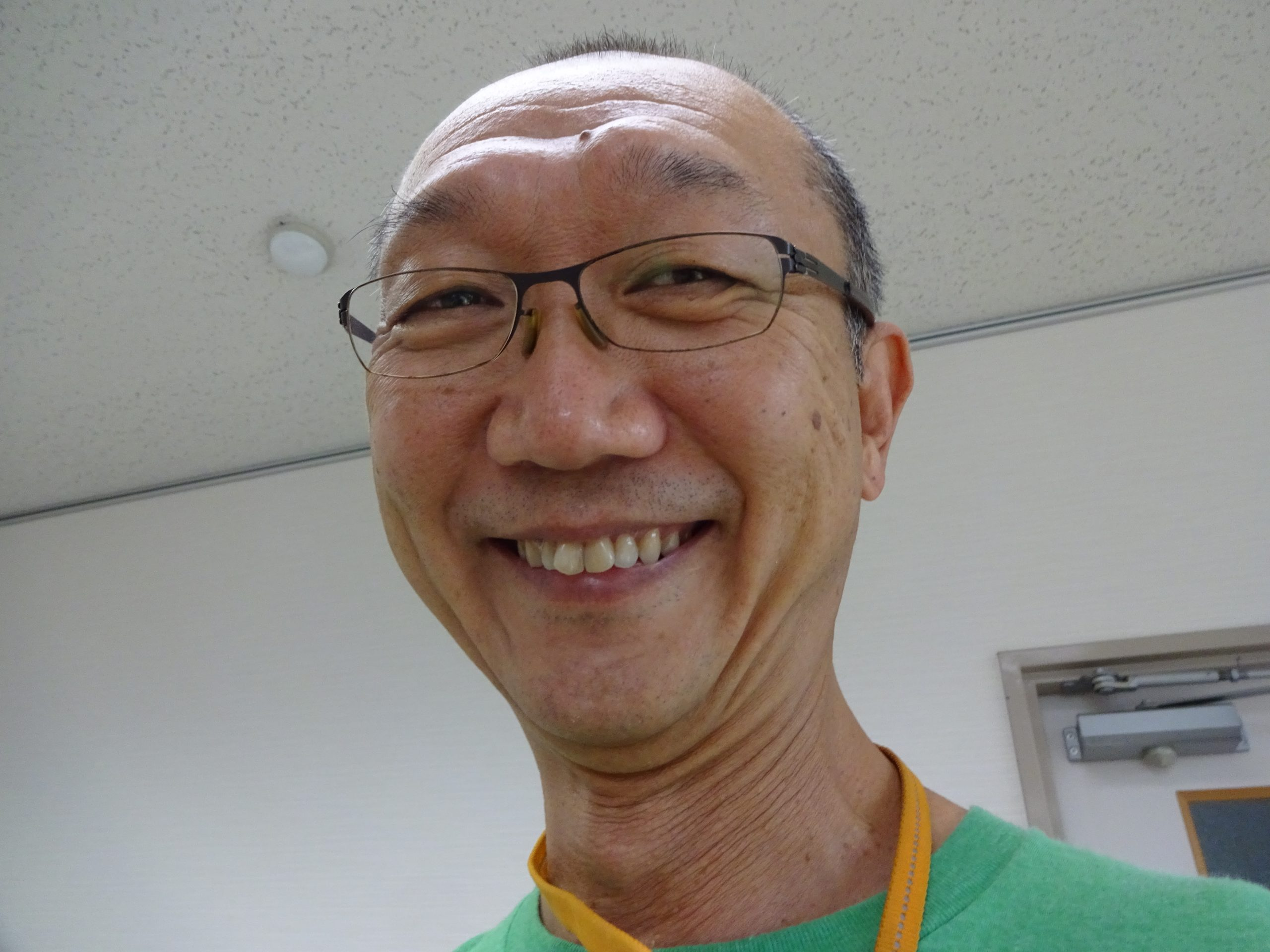 新見永治 Shimmi Eiji